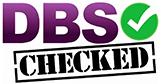 DBS Checked logo