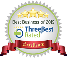 Best Business of 2019 Excellence award